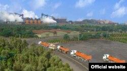 شرکت فولاد خوزستان یکی از سه قطب اصلی تولید فولاد در ایران است