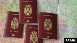 Pasaportat e Serbisë
