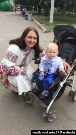 Наталья, жительница Славянска