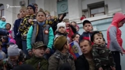 После школы – в российскую армию? Дети и «культ войны» в Крыму