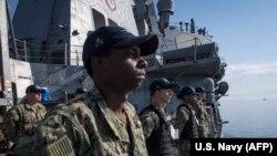 Mornarica SAD je isplovila iz Larnake na Kipru