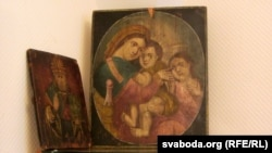 Дзівосныя палескія іконы