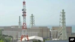 """Япониядәге атом электр станцияләренең берсе - """"Һамаока"""""""