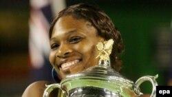 Серена выиграла семь турниров «Большого шлема», в пяти финалах победив свою сестру