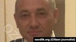 Бывший заместитель председателя СНБ (Служба государственной безопасности – Ред.) Узбекистана Хаёт Шарифходжаев.