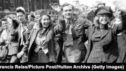 Cea mai mare petrecere a lumii: Ziua Victoriei în 1945