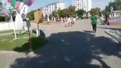 Streets of Tashkent