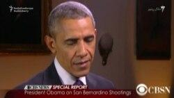 اوباما یو ځل بیا پر وسلو د کنټرول غوښته وکړه