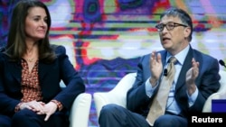 Bill Gates və Melinda Gates