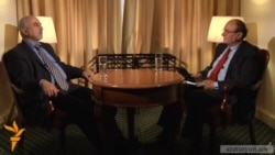 Эксклюзивное интервью с кандидатом в президенты Паруйром Айрикяном