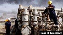Նավթավերամշակման գործարան Իրաքում, արխիվ