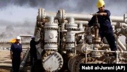 پالایشگاه نفت در عراق