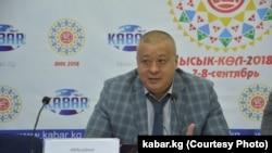 Сагынбек Абдылдаев.