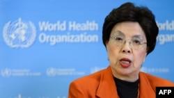 Margaret Chan, udhëheqëse e Organizatës Botërore të Shëndetësisë