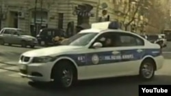Bakı, DYP avtomobili