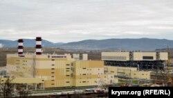 Севастопольская тепловая электростанция (Балаклавская ТЭС)