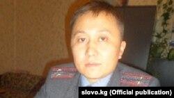 Эрлан Бакиев.