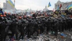 Як реагує Євромайдан на повідомлення про наближення «Беркуту» та замінування?