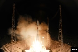 Запуск носителя Союз VS06 с обсерваторией Gaia на борту, 19 декабря 2013 года