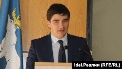 Министр внутренней политики Марий Эл Михаил Данилов