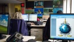 Srbija je sprečila Kosovo da se učlani u Interpol i UNESCO (na fotografiji detalj iz sedišta Interpola u Lionu)