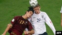 2006 жылғы әлем чемпионатында Англиямен кездескен Португалияның сол кездегі жас ойыншысы Криштиану Роналду қазір әлемдік деңгейдегі жұлдызға айналды. 1 шілде 2006 жыл