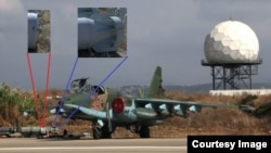 Кассетные бомбы, которые Россия использует в Сирии, фото - доклад Conflict Intelligence Team