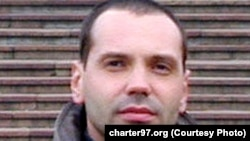 Aleh Byabenin ran the website charter97.org and was highly critical of the government.
