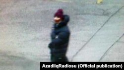 تصویر منتشر شده توسط پلیس دانمارک از عامل تیراندازی به کافه ای در کپنهاگ.