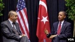 دیدار اوباما و اردوغان در سال ۲۰۱۰