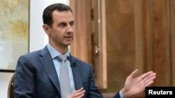 Президент Сирии Башар аль-Асад, архивное фото