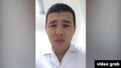 Касыберди Гараев в видеообращении к членам своей семьи: «Если меня куда-то заберут, знайте я ни в чём не виноват»