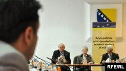 Susret predstavnika manjina, mart 2010. Foto: Midhat Poturović