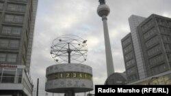 Германи, Берлин,2017