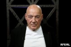Російський телеведучий Володимир Познер