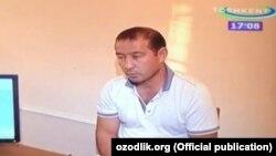 Основатель финансовой пирамиды Ахмад Турсунбаев.