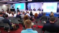 Прес-конференція у Москві з представниками концерну «Алмаз-Антей»