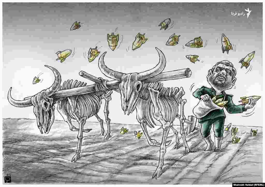 کشاورزی به سبک سپاه شاهرخ حیدری