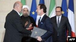 حسن روحانی به تازگی به ایتالیا و فرانسه سفر کرده که نتیجه آن بستن میلیاردها دلار قرارداد بوده است