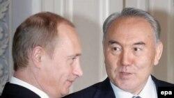 Putin mayın 9-dan Nazarbayevin qonağıdır