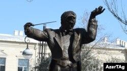 Памятник Ниязи