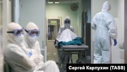 580 nəfərin xüsusi rejimli xəstəxanalarda müalicəsi davam etdirilir.