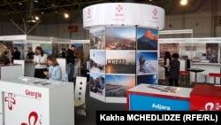Власти объясняют успех грузинского туризма и результатом инфраструктурных проектов в курортных зонах