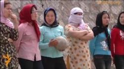Женская тюрьма в Афганистане