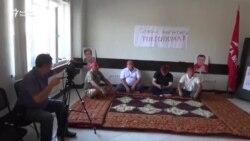 Сторонники Текебаева объявили голодовку