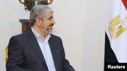Лидерот на Хамас Калед Мешал