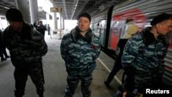 Policë rusë - foto ilustruese