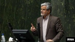 Mahmood Sadeqi who has accused Iran's election watchdog of corruption is an outspoken reformist lawmaker from Tehran. FILE PHOTO