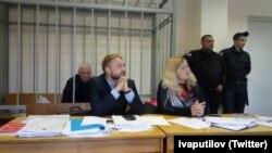 Sabıq Aqyar deputatı Vladimir Galiçiyniñ işi boyunca mahkeme, 2016 senesi oktâbr 6 künü