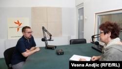 Aleksej Kišjuhas i Branka Mihajlović